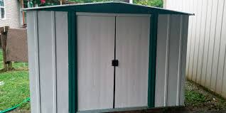Arrow Shed Assembly Tips by 5 Best Storage Sheds Reviews Of 2017 Bestadvisor Com