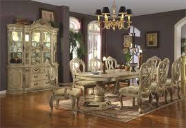 Dining Room Furniture China Cabinet In Stylish Set With