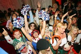 West Hollywood Halloween Carnaval Location by Best Halloween Parties In Los Angeles Cbs Los Angeles