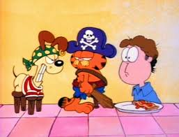 Garfield Halloween Special Candy Candy Candy by Holiday Film Reviews October 2014
