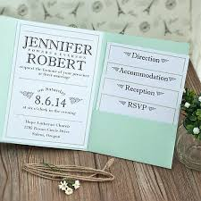 Rustic Wedding Invitation Kits Sets Unique