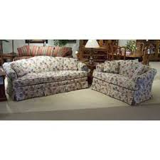 King Hickory Sofa Construction by King Hickory 6800 85