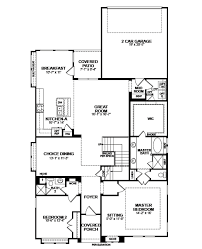 Beazer Homes Floor Plans Florida by Richland Home Plan In Glen View Frisco Tx Beazer Homes