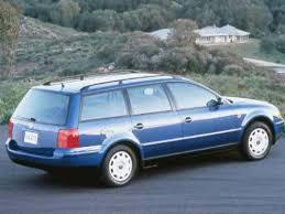 1998 Volkswagen Passat Overview