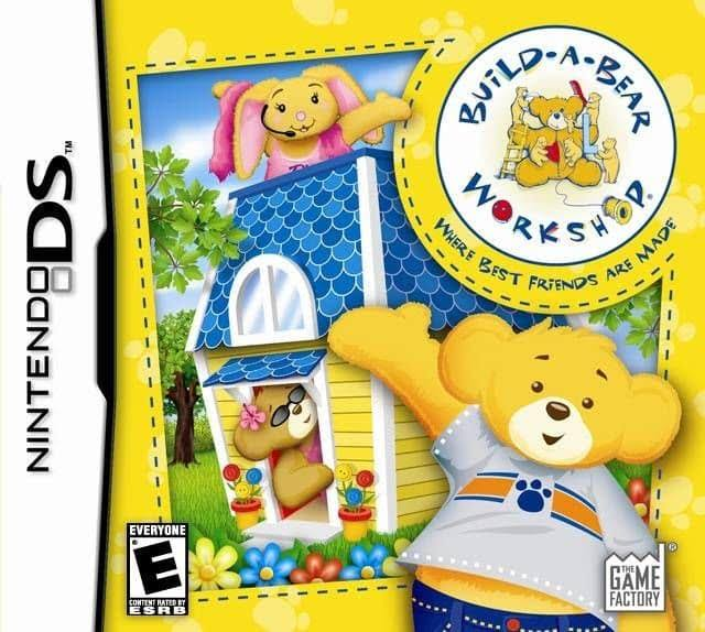Build a Bear Workshop - Nintendo DS