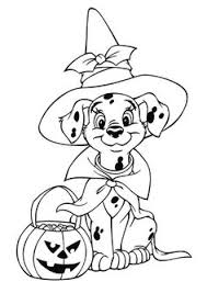 25Amazing Disney Halloween Coloring Pages For Your Little Ones