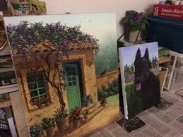 Carole Binfords Home Is Filled With Artwork Seen July 7 2017 Known As