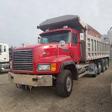 MACK - Dump Trucks For Sale - Truck 'N Trailer Magazine