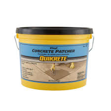 Quikrete Self Leveling Floor Resurfacer by Quikrete 10 Lb Vinyl Concrete Patcher 113311 The Home Depot