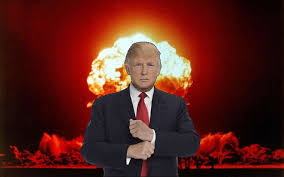 Trumpwatch One Minute Closer To Midnight On The Doomsday Clock Daily Blog