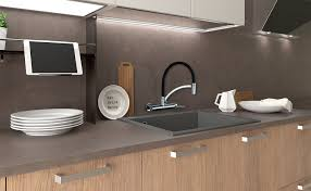 homelody 180 drehbar wand küchenarmatur schwarz