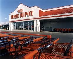 Home Depot ing soon to Pasadena POINT OF SALE