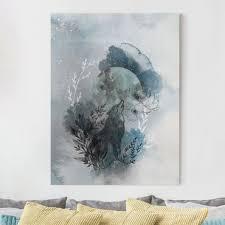 abstrakte leinwandbilder fürs wohnzimmer kaufen bilderwelten