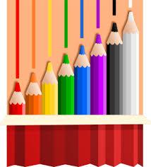 color pencil Clipart