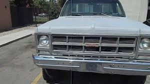 100 1979 Gmc Truck GMC 4x4 Walk Around YouTube