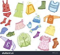 Toddler Boy Clothes Clipart