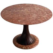 Round Marble Dining Table For Sale At Set