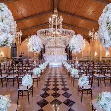 Image Of Tall Elegant Wedding Centerpieces