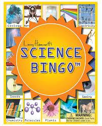 Amazon Science Bingo Game Toys Games