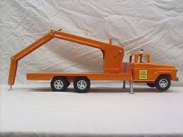 1958 Tonka Custom Built State Hi-Way Dept Heavy Duty Knuckle Boom ... Amazoncom Little Tikes Dirt Diggers 2in1 Dump Truck Toys Games 2017 Hess And End Loader Light Up Toy Goodbyeretail Intertional 4300 Altec Bucket C Flickr Long Haul Trucker Newray Ca Inc Sce Volunteers Cook Electric Made Of Food Cans 3bl Buy Bruder 116 Man Tga Low Online At Universe Decool 3350 King Steer Building Block Set Lloyd Ralston Ho Scale 7600 Utility Wbucket Lift Yellow Air Pump Crane Series Brands Products Www Lighted Ford F450 Xl Regular Cab Drw Service Body Lego Technic Lego 8071 Muffin Songs