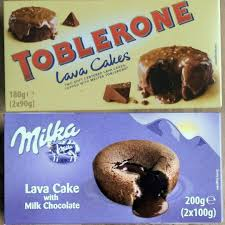 newgermanfood toblerone oder milka lava cake kleines