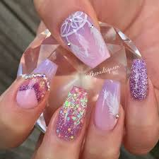 glitter nail design best 25 glitter nail designs ideas on