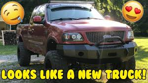 100 Iron Cross Truck Bumpers IRON CROSS BUMPER INSTALL YouTube