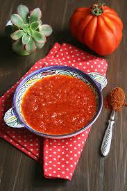 cuisiner coeur de boeuf caviar de tomates cœurs de bœuf à l ail et à la cannelle