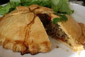tourte à la viande hachée culinaire by minouchka