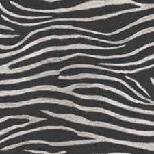 Zebra Pattern Soft Shaggy Bath Mat Non Slip Rubber Bathroom Rug