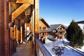 ski rental holidays la toussuire residence les chalets des cimes