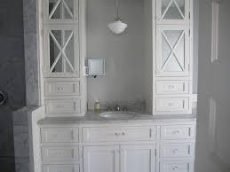 Bathroom Vanity Tower Cabinet by 19 Best Bathroom Vanity Images On Pinterest Bathroom Ideas