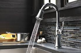 Menards Brushed Nickel Kitchen Faucets by Delta Faucet At Menards