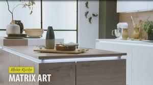 nolte küchens grifflose küche matrixart funktionell und modern