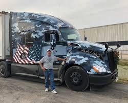 100 Usa Truck USA Attracts Veterans With Training Equipment Fleet