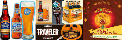 Jack O Traveler Pumpkin Shandy Abv by Beer The Fall Lineup Baker Distributing