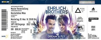 jetzt tickets für ehrlich brothers fly die neue