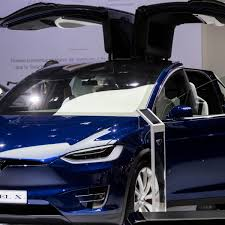 Tesla Model X Road Test Allelectric Selfdriving SUV For The