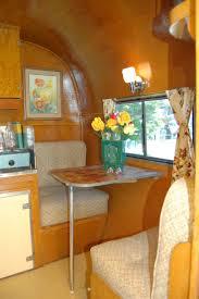 Camper Interior Decorating Ideas by 82 Best Vintage Campers On The Inside Images On Pinterest