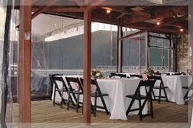Vinyl Patio Curtains Outdoor by Custom Patio Enclosures For Commercial Use Enclosureguy