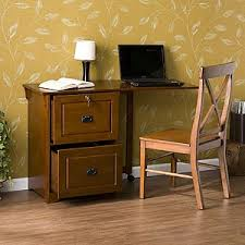 Under Desk File Cabinet Oak by Small Desk With Filing Cabinet Roselawnlutheran