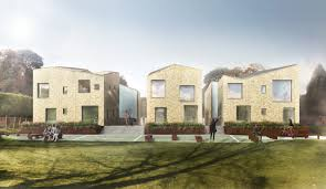 100 Belsize Architects University College Oxford Housing By