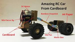 100 Homemade Rc Truck Remote Control Hoememade How To Make RC Heavy Very Easy By