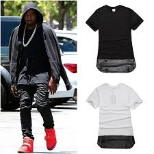 Wholesale Streetwear Hip Hop Mens Fashion Designer Clothes Urban Clothing Eminem Hoodies Blank T Shirt Kanye West Tee Shart Fun Shirts From Sky1994