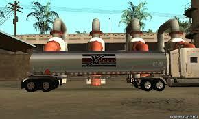 Petrol Trailer By Nyolc8 For GTA San Andreas