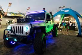 100 Socal Truck Vehicle Builds Samsungs SoCal Party Event Marketer