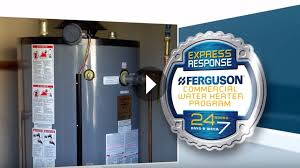 Ferguson Stainless Steel Kitchen Sinks by Commercial Water Heater 24 7 Emergency Delivery