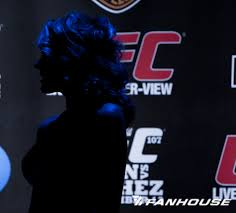 100 Fanhouse All Elbows Archive UFC 107 WeighIn Pics