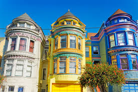 100 Victorian Property San Francisco Painted Ladies Architecture