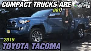 100 Compact Trucks 2019 Toyota Tacoma Are HOT YouTube